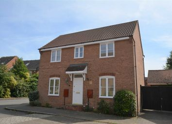 Thumbnail 3 bed detached house to rent in Savage Croft, Middleton, Milton Keynes