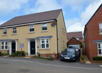 Thumbnail Semi-detached house for sale in Blakes Way, Coleford
