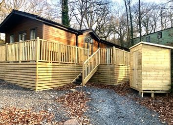 Thumbnail 2 bed lodge for sale in Hill Of Oaks Holiday Park, Windermere