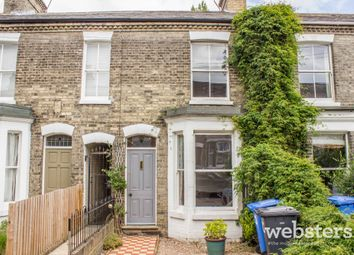 Thumbnail 2 bed terraced house for sale in Cardiff Road, Norwich