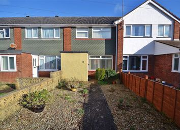 Thumbnail 2 bed terraced house for sale in Redhills, Exeter