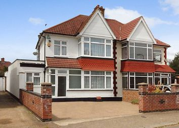 Thumbnail 5 bedroom semi-detached house for sale in The Dene, Wembley