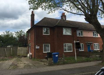 Thumbnail 3 bed end terrace house to rent in Nansen Road, Ipswich