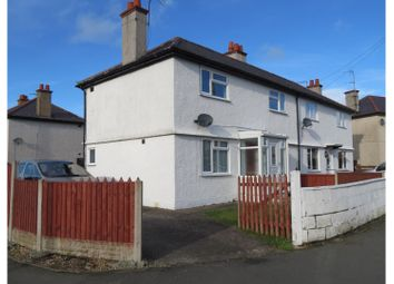 Thumbnail 3 bed semi-detached house for sale in Ronald Avenue, Llandudno Junction