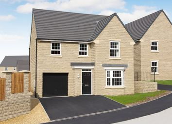"Thumbnail 4 bed detached house for sale in ""Millford"" at Commercial Road, Skelmanthorpe, Huddersfield"