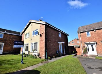 Thumbnail 2 bed semi-detached house for sale in Howletch Lane, Peterlee, County Durham