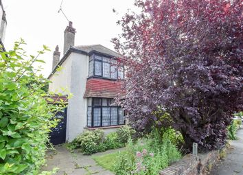 Thumbnail 3 bed detached house for sale in Crescent Road, Leigh-On-Sea, Essex