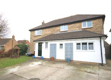 Thumbnail 5 bed detached house for sale in Frietuna Road, Kirby Cross, Frinton-On-Sea