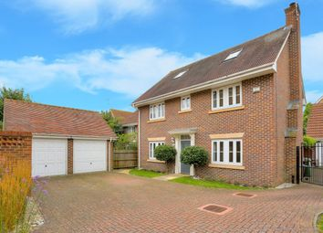 Thumbnail 5 bed detached house for sale in Waddling Lane, Wheathampstead, St. Albans