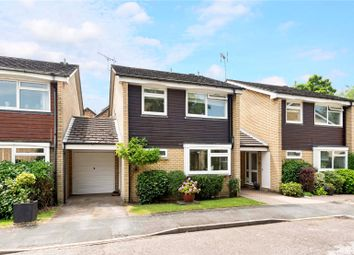 Thumbnail 4 bed detached house for sale in The Willows, Weybridge, Surrey