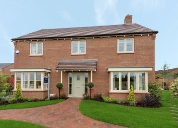 Thumbnail 4 bed detached house for sale in Plot 26, Heathcote Grange, Leicester Lane, Great Bowden, Leicestershire