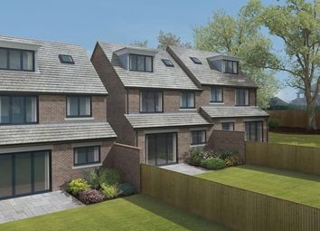 Thumbnail 4 bedroom detached house for sale in The Spinney, Pulborough