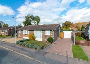 Thumbnail 2 bed semi-detached bungalow for sale in Grebe Crescent, Hythe