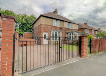 Thumbnail 2 bed semi-detached house for sale in Elsdon Gardens, Dunston, Gateshead