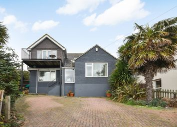 Thumbnail 3 bed detached house for sale in Cliff Road, Hythe