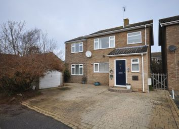 Thumbnail 4 bed detached house for sale in Reymead Close, West Mersea, Colchester