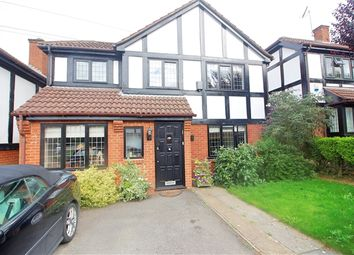 Thumbnail 4 bed detached house to rent in Albany Close, Bushey