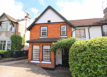 Thumbnail 3 bed end terrace house for sale in High Beech Road, Loughton