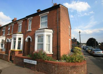 Thumbnail 3 bed semi-detached house to rent in Canterbury Road, Colchester