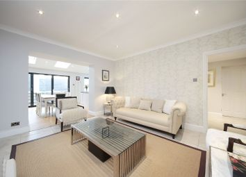 Thumbnail 3 bed flat to rent in St James's Terrace, Boundaries Road, London