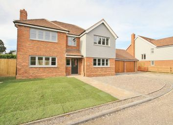 Thumbnail 4 bed detached house for sale in Wantage Road, Wallingford