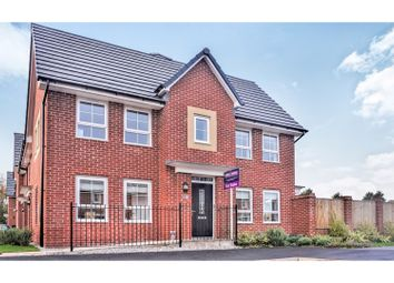 Thumbnail 3 bed semi-detached house for sale in Canal Wharf, Tarleton, Preston