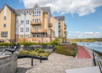 Thumbnail 3 bed flat for sale in Rivermead, St. Marys Island, Chatham, Kent