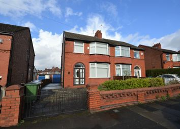 Thumbnail 3 bed semi-detached house to rent in Broadstone Road, Stockport