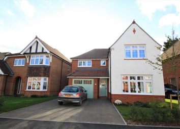 Thumbnail 4 bed detached house to rent in Jopling Road, Bisley, Woking