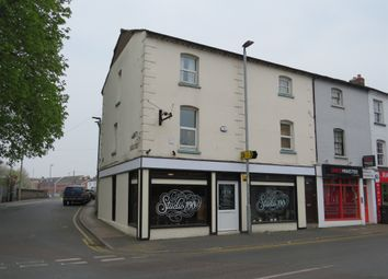 Thumbnail 3 bedroom maisonette for sale in Widemarsh Street, Hereford