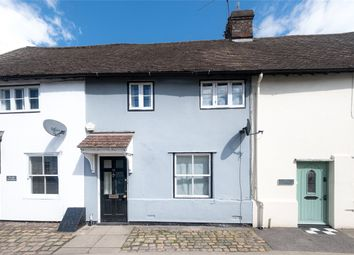 Thumbnail 2 bed terraced house for sale in London Road, Marlborough, Wiltshire