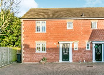 Thumbnail 3 bed semi-detached house to rent in Belvedere Road, Ipswich