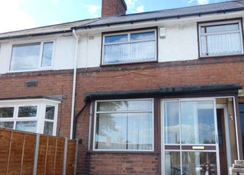 Thumbnail 3 bed terraced house for sale in Tyburn Road, Erdington, Birmingham