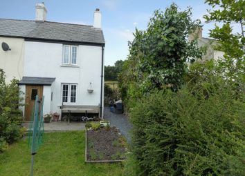 Thumbnail 2 bedroom end terrace house for sale in Edgcumbe Terrace, Milton Abbot, Tavistock