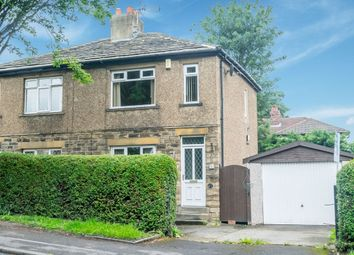 Thumbnail 3 bed semi-detached house for sale in Westcliffe Road, Cleckheaton