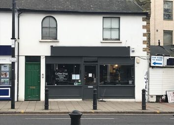 Retail premises to let in High Street, Potters Bar, Herts E11