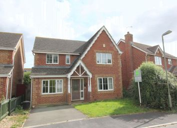 Thumbnail 4 bed detached house for sale in Lime Grove, Exminster, Exeter