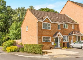 Thumbnail 3 bed end terrace house for sale in Morgan Le Fay Drive, Chandlers Ford, Eastleigh