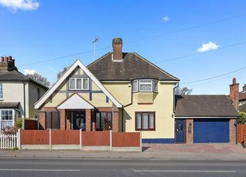 Thumbnail 4 bed detached house for sale in Stock Road, Chelmsford