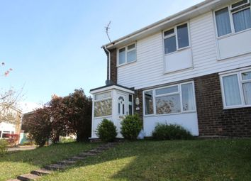 Thumbnail 3 bedroom semi-detached house to rent in Ashdown Way, Romsey