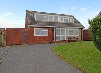 Thumbnail 4 bedroom detached bungalow for sale in Holcombe Avenue, Llandrindod Wells, Powys