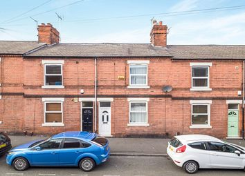 Thumbnail 2 bed terraced house for sale in Watkin Street, Nottingham