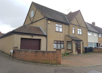 Thumbnail 5 bed semi-detached house to rent in Addison Road, Enfield