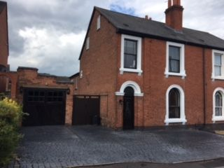 Thumbnail 4 bed semi-detached house for sale in Duke Street, Sutton Coldfield, West Midlands