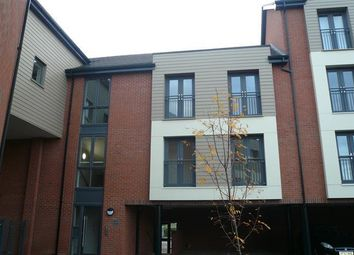 Thumbnail 1 bedroom flat to rent in Railway View, Kettering