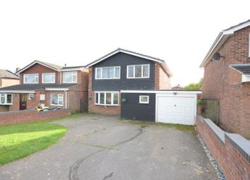 Thumbnail 3 bed detached house to rent in Dove Close, Basingstoke