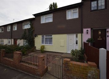 Thumbnail 3 bed terraced house to rent in Deneway, Basildon, Essex