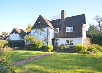 Thumbnail 5 bedroom detached house for sale in How Lane, Chipstead, Coulsdon