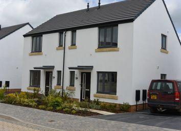 Thumbnail 3 bed terraced house to rent in Kellands Lane, Okehampton