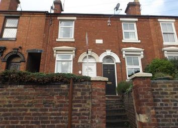 Thumbnail 2 bed terraced house for sale in George Street, Kidderminster, Worcestershire